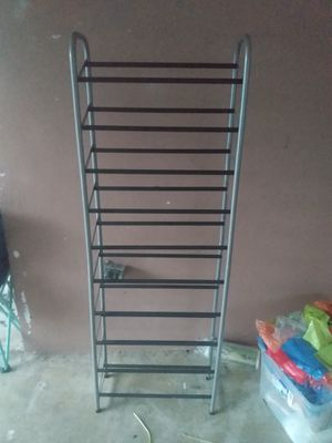 Tall Shoe rack for Sale in Palm Bay, FL