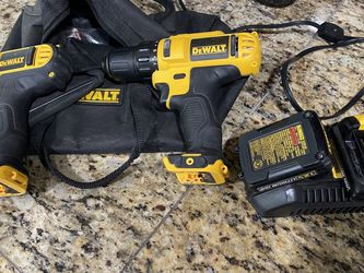 "Dewalt Impact Driver + 3/8"" Drill/driver for Sale in Happy Valley,  OR"