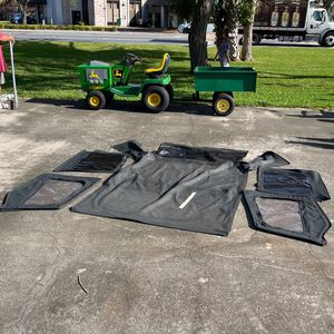 Jeep Yj / Tj Soft Top for Sale in Largo, FL
