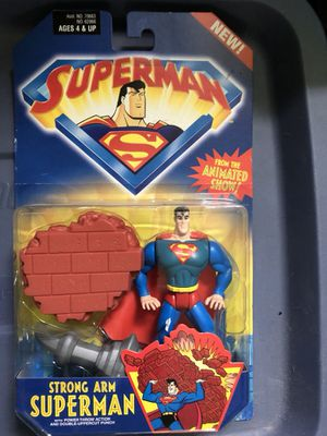 Superman action figure for Sale in Philadelphia, PA