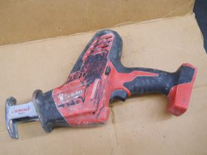 MILWAUKEE M18 HACKZALL 18V RECIPROCATING SAW - PRICE IS FIRM for Sale in Columbus, OH