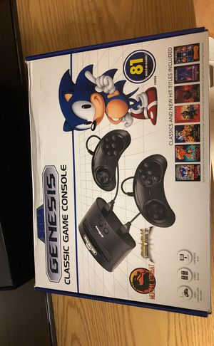Sega Genesis for Sale in Washington, DC