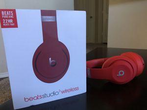 Beats studio 3 wireless for Sale in Killeen, TX