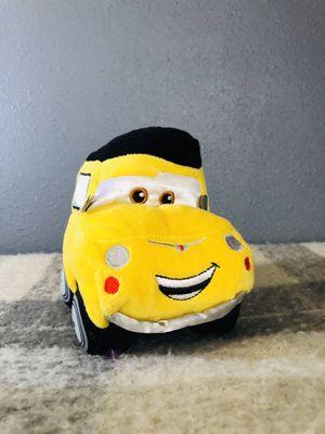 Disney cars movie plush yellow stuffed animal for Sale in Compton, CA