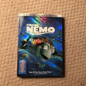 Disney Pixar's Finding Nemo Dvd for Sale in Murrieta, CA
