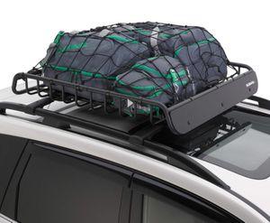 Subaru Heavy Duty Roof Cargo Basket w/Hardware and Cargo Net for Sale in McLean, VA
