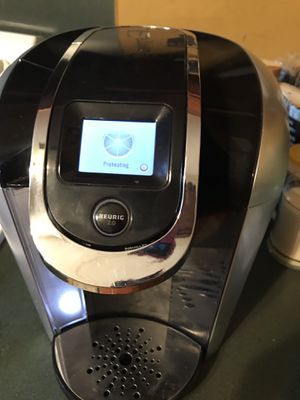 Keurig Machine 2.0 K400 (like new) $45 for Sale in Fort Worth, TX