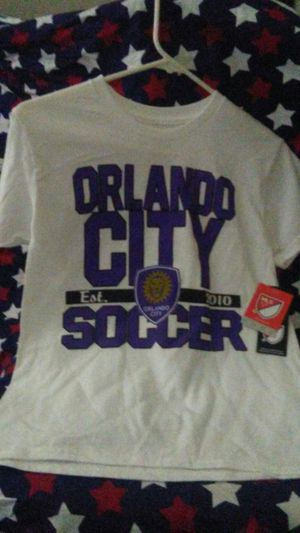 Official Orlando City soccer tee for Sale in Orlando, FL