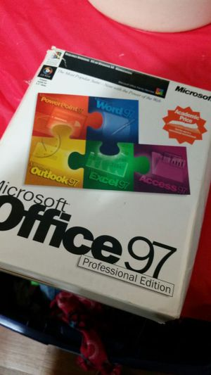 Microsoft Office for Sale in Houston, TX