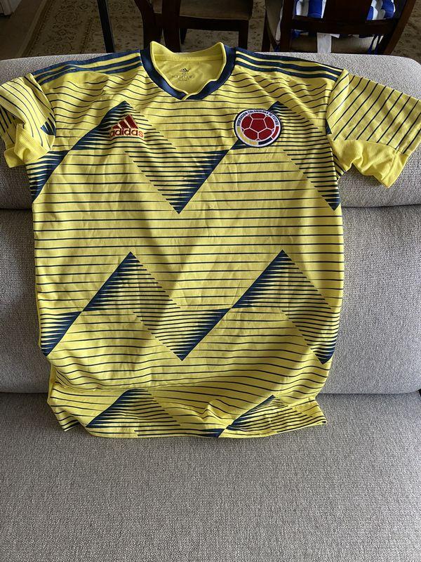 Colombia jerseys