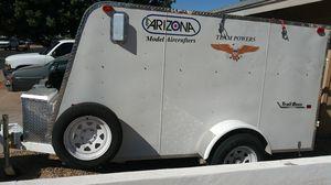 2009 trail boss enclosed trailer for Sale in Phoenix, AZ