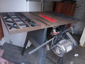 Table saw for Sale in North Highlands, CA