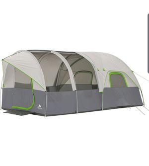 Ozark Trail 16' x 9' Modified Dome Tunnel Tent, Sleeps 10 for Sale in Bakersfield, CA