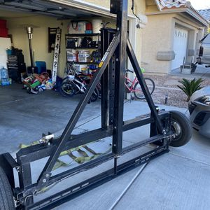 2020 Stand up Tow trailer With surge breaks. for Sale in Henderson, NV