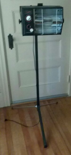 Sperti Sun/Tanning Lamp with Adjustable Tripod Stand for Sale in South Portland, ME