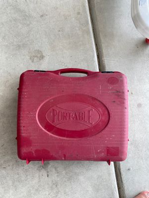 Portable burner for camping for Sale in Fresno, CA