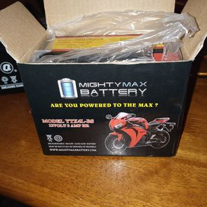Atv/motorbike Batterys 2 Brand new 35 for Sale in Indianapolis, IN
