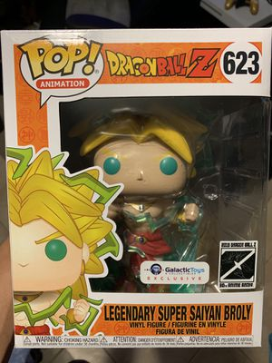 Funko Dbz Legendary SS Broly Exclusive for Sale in Seattle, WA