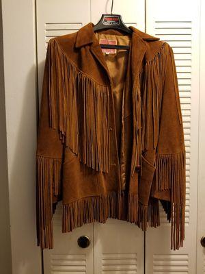 Pioneer wear leather jacket for Sale in VLG WELLINGTN, FL
