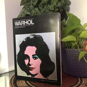 Andy Warhol Coffee Table Book for Sale in Lake Stevens, WA