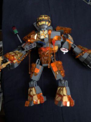 Lego molten man for Sale in El Segundo, CA