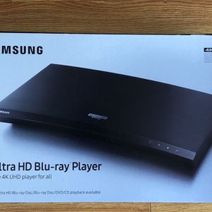 4K Ultra HD Blu-ray Player with Streaming, Free HDMI for Sale in Los Angeles, CA