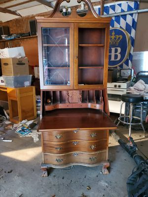 Antique Secretary Desk for Sale in Houston, TX