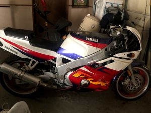 1996 600 FZR yamaha for Sale in Durham, NC