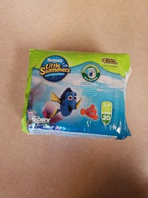 Huggies Little Swimmers diapers. Never opened for Sale in Colorado Springs, CO