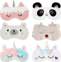NEW 6 Pack Unicorn Kids Sleep Mask for Sale in Queens,  NY