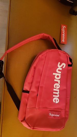 Supreme messenger bag for Sale in Gardena, CA