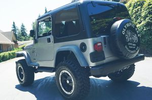 power seats Jeep WRANGLER 2001 for Sale in Chesapeake, VA