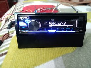 Kd-rd87bt Jvc in-dash 1-din Bluetooth cd stereo receiver for Sale in Los Angeles, CA