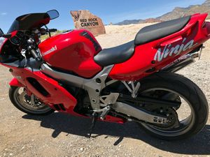 1997 🏍Kawasaki Ninja🏍 street legal motorcycle for $800 for Sale in Sioux Falls, SD
