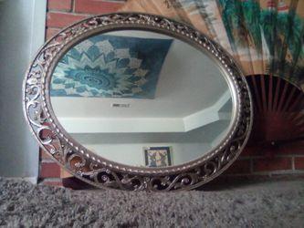 Oval mirror for Sale in Everett,  WA