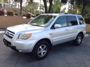 2007 HONDA PILOT 4x4 V6 GAS SAVER FAMILY SUV ** Must See ** civic accord crv toyota rav 4 highlander camry tacoma nissan chevy ford Mercedes Benz bmw for Sale in Whittier, CA