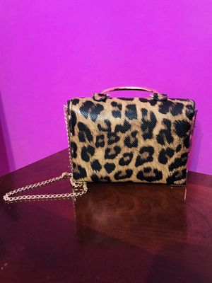 leopard print bag brand new for Sale in Silver Spring, MD