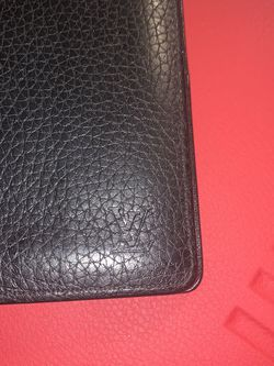 Louis Vuitton Black Leather Wallet for Sale in Cambridge,  MA
