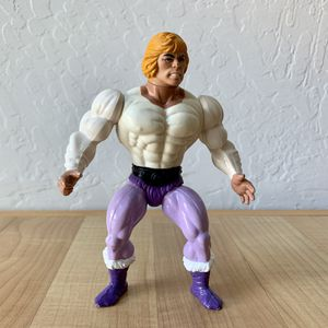 Vintage Heman Masters of the Universe Prince Adam Action Figure MOTU Toy for Sale in Elizabethtown, PA