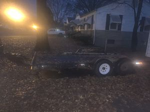 Two trailers for sale or trade for car or truck for Sale in St. Louis, MO
