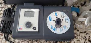 Phillips cpap sleep apnea machine for Sale in Las Vegas, NV