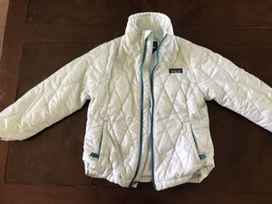 Girls Quilted Patagonia Jacket for Sale in St. Louis, MO