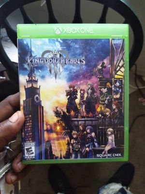 Kingdom of hearts 3 for Sale in Columbus, OH
