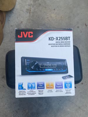 JVC car receiver for Sale in Los Angeles, CA