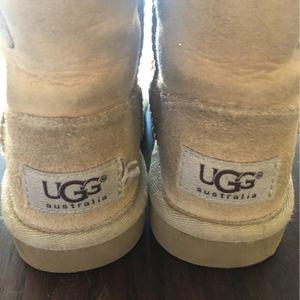 Original Ugg Boots Size 8 Toddler for Sale in Glendora, CA
