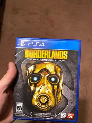 Borderlands the handsome collection PS4 for Sale in Bellingham, MA