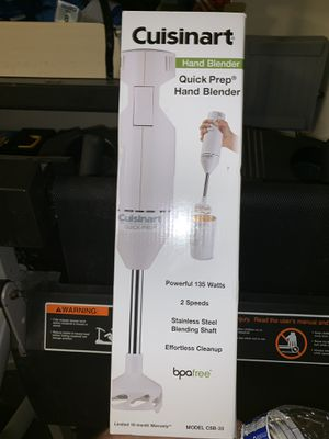 Hand Blender Mixer for Sale in Hollywood, FL