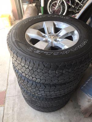 Ram 1500 wheels for Sale in Fontana, CA
