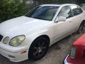 2003 Lexus gs300 3450 1500 down no credit check no drivers license needed no paystubbs needed for Sale in San Antonio, TX