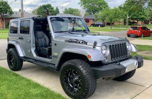 2015 Jeep Wrangler Sahara for Sale in Dearborn, MI